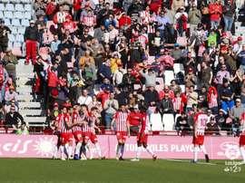 El Almería disfrutó de tres penaltis ante el Mallorca. LaLiga