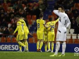 El Cádiz remontó el gol inicial de Pita. LaLiga