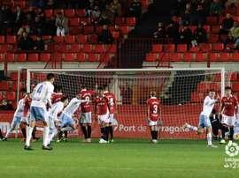 El Zaragoza venció en Tarragona. LaLiga