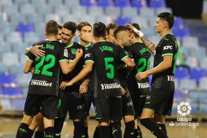 El Leganés no se enfrentará al Talavera. LaLiga