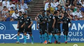 El Lugo acumula cuatro encuentros sin ganar con Monteagudo. LaLiga