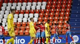El Lugo venció con justicia al Girona. LaLiga