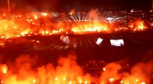 Salonique en enfer pour célébrer le titre du PAOK