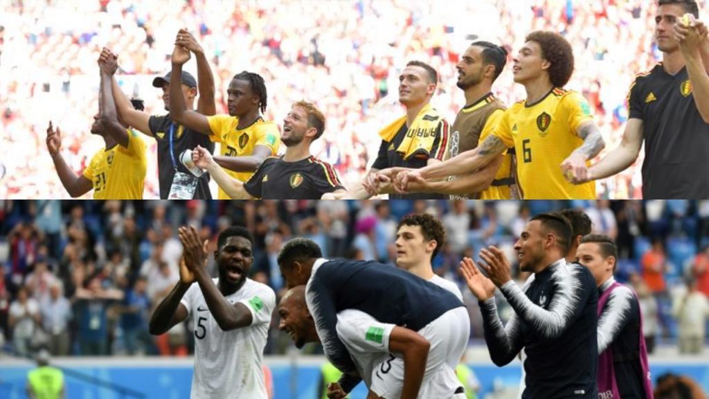 Final en Rusia: Francia y Croacia disputarán el título