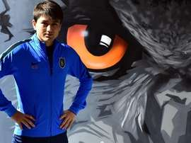 Cengiz Under might play for AS Roma. IBFK2014