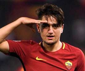 Napoli pode fazer um favor à Roma. Twitter/CengizUnder