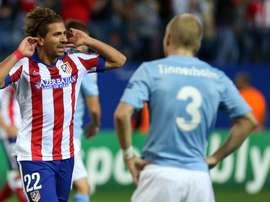 Cerci ha dicho, por fin, adiós al Atlético de Madrid. ClubAtléticodeMadrid