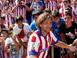 Alessio Cerci reconoce que nunca tenía que haberse ido al Atlético. ClubAtleticoDeMadrid