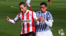 El último reto del recordman del fútbol español. RealSociedad