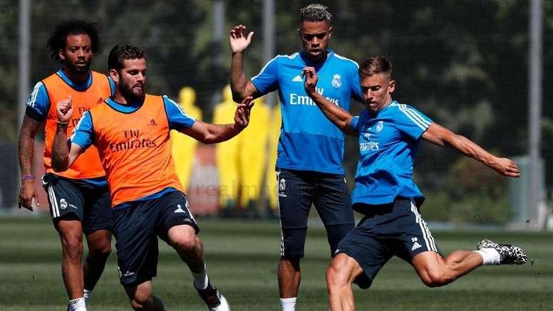 Le Real Madrid a tout prévu pour Gelabert. RealMadrid