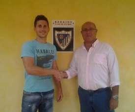 César Morgado militó en el Badajoz, entre otros equipos. BadajozCF