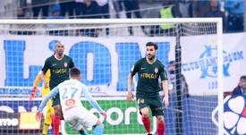 O espanhol teve seus primeiros minutos. Twitter/Ligue1_POR