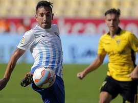El conjunto de Juande Ramos falló desde los once metros. MálagaCF