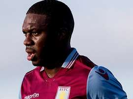 Charles N'Zogbia, durante su etapa en el Aston Villa. Twitter
