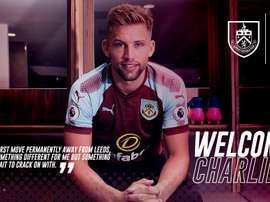 Burney appoint Charlie Taylor as their new player. Burnley Twitter