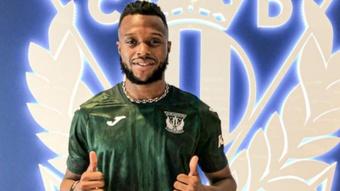 Doukouré firmó por el Leganés. CDLeganés