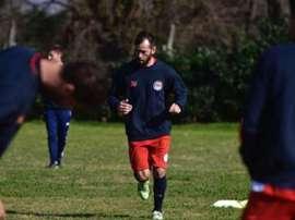 El  jugador argentino habló del calvario que vivió. CentralCórdoba
