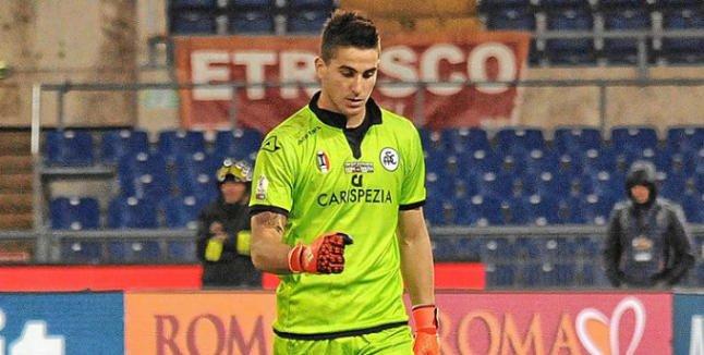 Chichizola está cuajando una gran temporada en el Spezia. Twitter