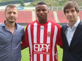 Chidiebere Nwakali probará fortuna en el fútbol escocés. GironaFC
