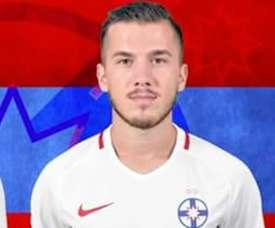 El centrocampista volverá al Steaua a final de temporada. Steaua