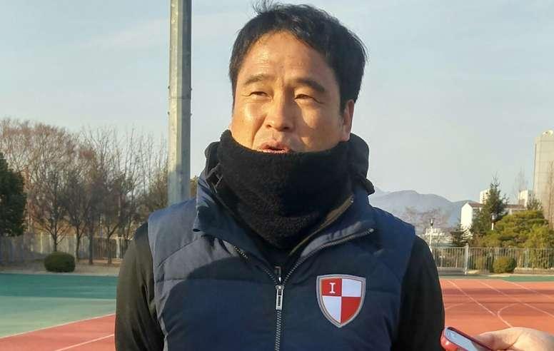 Cho Jin-ho, técnico del Busan I Park, fallecido de manera trágica. Wikipedia