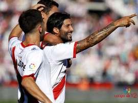 'Chori' no fue convocado ante el Córdoba. LaLiga