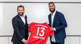 Choupo-Moting has signed for Bayern. Bayern