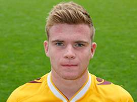 Chris Cadden, renovado por el Motherwell hasta el 2019. MotherwellFC