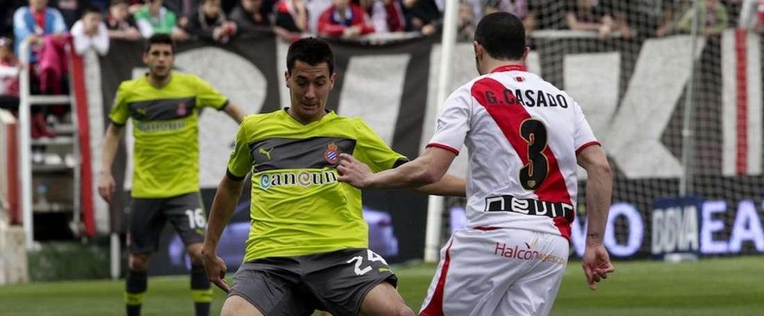 Christian Alfonso, nuevo jugador del Lleida Esportiu. LleidaSportiu/VíctorLerena