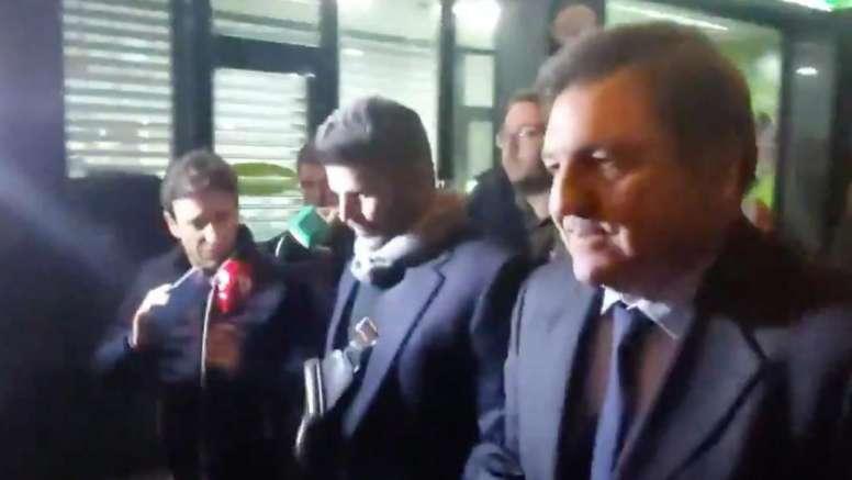 Bragarnik compró las acciones de José Sepulcre. Captura/diariofjv