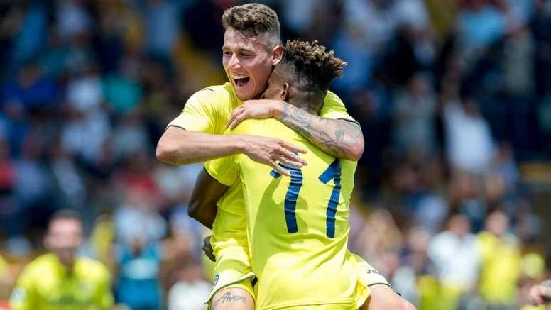 Le joueur réalise une belle saison. VillarrealCF