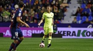 Sigue el lío con el 'caso Chumi'. FCBarcelona