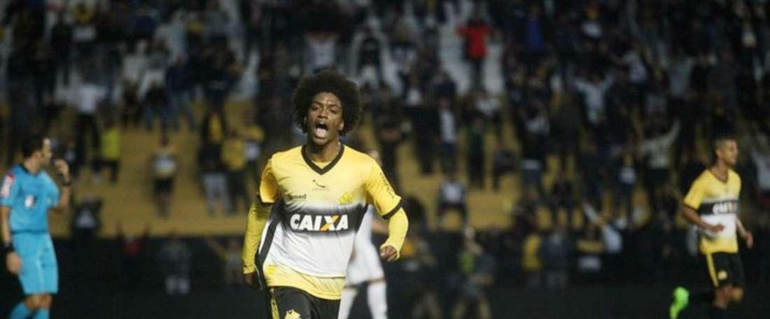 El ex de Criciúma ya tiene nuevo contrato en Brasil. Cruzeiro