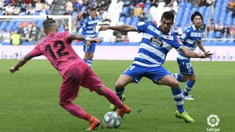 Zaragoza y Deportivo siguen estancados. LaLiga