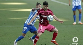Málaga y Albacete empataron. LaLiga