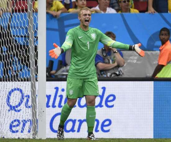 Cillessen's possible replacements. AFP