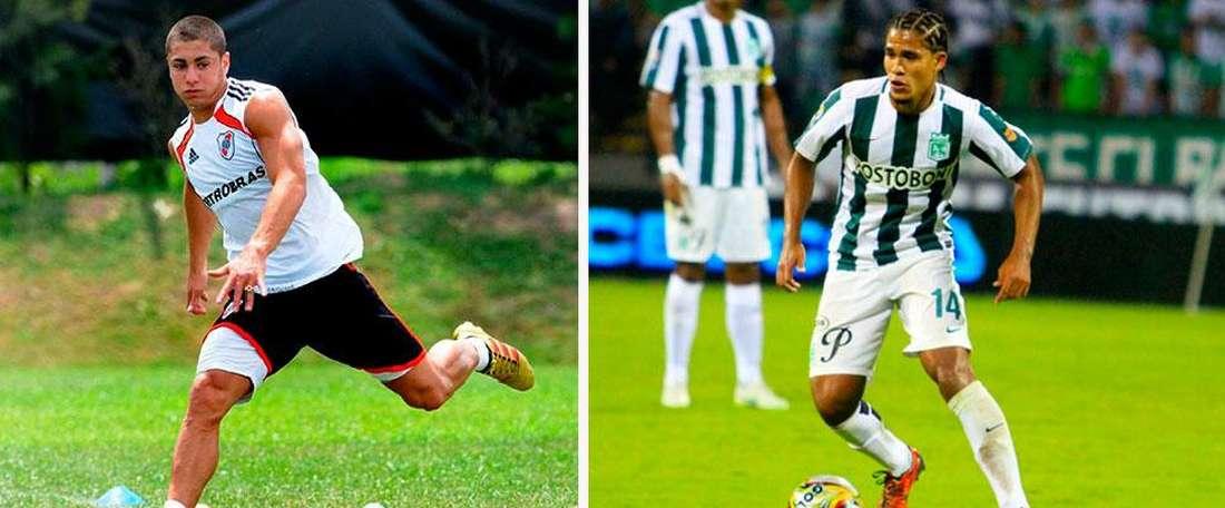 Cirigliano y Palomino llegan para completar la terna de centrocampistas. clubatleticotucuman.com