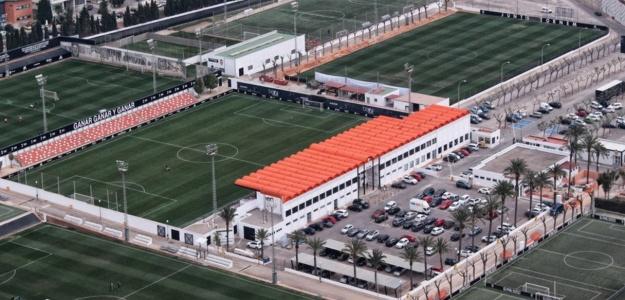 Paterna será la sede española de la Danone Nations Cup. ValenciaCF