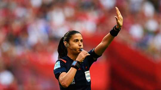 Claudia Umpierrez will officiate at the men's U17 World Cup. EFE
