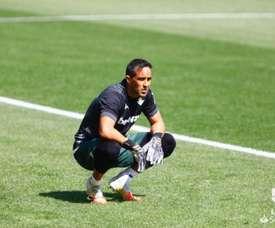 Bravo will play against Real Madrid. LaLiga