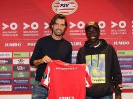 Le PSV a obtenu le prêt de l'une des pépites de City. PSV