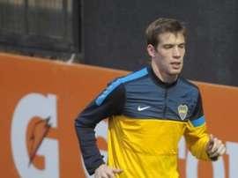 Riaño ha vestido, entre otras camisetas, la de Boca Juniors. BocaJuniors