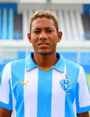 Leleu, nuevo jugador de Boa Esporte. BoaEsporte