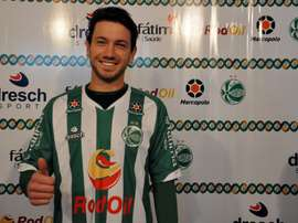 Clayton nunca ha jugado en la primera categoría del fútbol brasileño. Juventude