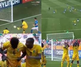 Mali lo tenía todo en contra, pero dio la cara. FS2/DirectTV/GOL