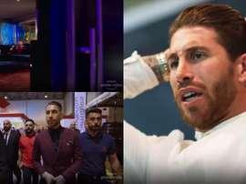 Premier aperçu du documentaire sur Sergio Ramos. AmazonPrimeVideo