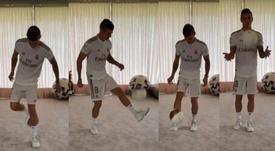 Toni Kroos subió su apuesta. Instagram/toni.kr8s