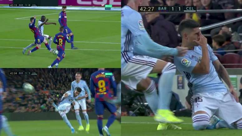 Messi transfirió sus superpoderes a Olaza. Movistar+