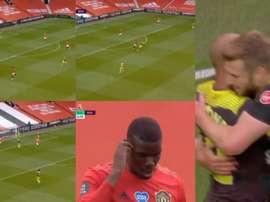 Lo United capovolge il risultato. DAZN