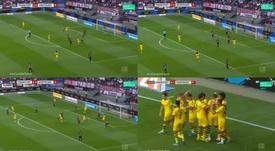 Witsel propulse le Borussia Dortmund en tête malgré Trapp. Movistar+